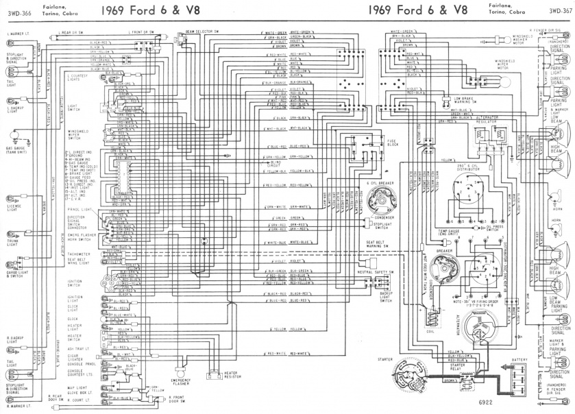 ford diagrams | Mustang Alternator Plug Wiring Diagram |  |