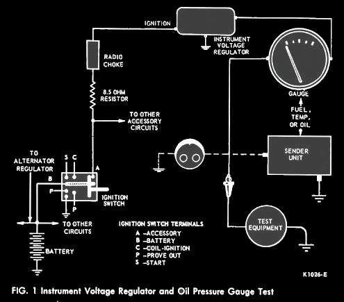 instvoltreg  Pin Flasher Wiring Diagram on